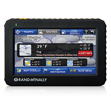 Rand McNally TND 520 IntelliRoute(R) TND520 Trucker GPS