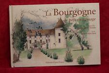 La Bourgogne de pays en paysage - Jean-François Bazin