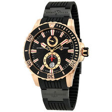 Ulysse Nardin Maxi Marine Diver Automatic Mens Watch 266-10-3C/92