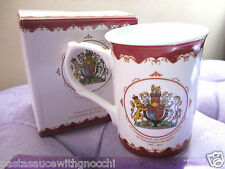Boxed Mug - Diamond Jubilee 1952 - 2012 - Her Majesty Queen Elizabeth Collector