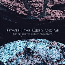 The Parallax II: Future Sequence - Between the Buried and Me CD *DISC ONLY*