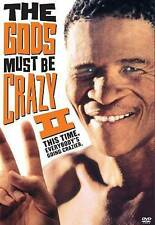 The Gods Must Be Crazy II,New DVD, Hans Strydom, Lena Farugia, N!xau, Jamie Uys
