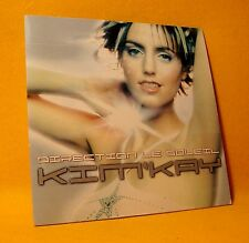 NEW Cardsleeve Single CD Kim'Kay Direction Le Soleil 2TR 2002 Euro House
