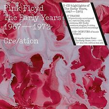 PINK FLOYD THE EARLY YEARS 1965-72 CRE/ATION 2CD (PRE-ORDER for 11/11/2016)