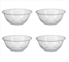 Small plastic food pots ebay for Where to buy canape cups