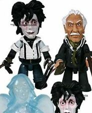 EDWARD SCISSORHANDS - Set 4 Action Figure Mezco