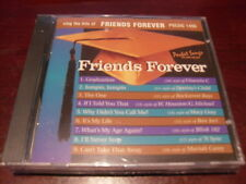 POCKET SONGS KARAOKE DISC PSCDG 1496 FRIENDS FOREVER CD+G MULTIPLEX
