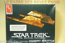 AMT. ERTL.  STAR TREK. VULCAN SHUTTLE.    Vintage kit 1984.