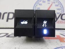 Mondeo MK3 01-03 led blanc boot & contrôle de traction/esp commutateur + gratuit uk poste