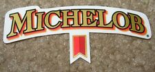 MICHELOB Die Cut logo STICKER decal craft beer brewery brewing