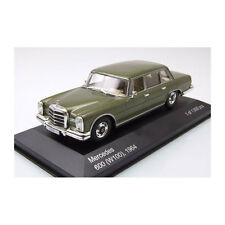 WHITEBOX 206888 Mercedes Benz 600 (W100) grün metallic 1:43 Modellauto NEU! °
