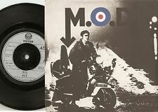 M.O.D. M.O.D. 45+PS 1979 MOD REVIVAL DAVID ESSEX COOK THE JAM QUADROPHENIA WHO