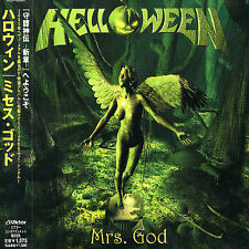 Mrs. God [Japan] by Helloween (CD, Jul-2005, JVC Victor)
