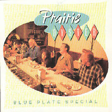 Blue Plate Special Prairie Oyster 1998 BMG CD