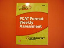 Teacher Edition Reading Wonders ©2014 Weekly Assessment Grade 2 With Answer Keys