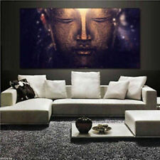 CHOP07 100% hand-painted abstract buddha art oil painting wall decor on canvas