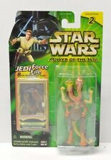 Fode + Beed Podrace Announcer Star Wars Action Figure Hasbro Force File NIP 2000