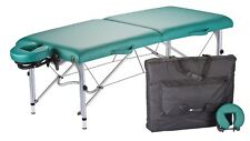 NEW EarthLite Luna Portable Masseuse Massage Table Package