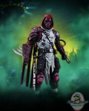 Batman Arkham City Action Figure Series 03 3 Azrael by DC Direct
