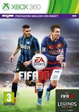 Fifa 16 XBOX360 - totalmente in italiano