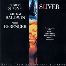 SLIVER - MUSIC FROM THE MOTION PICTURE / CD - TOP-ZUSTAND