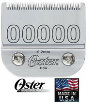 OSTER CryogenX CLASSIC 76 PRO CLIPPER BLADE A5 AG BG*HAIR STYLIST BARBER 00000