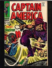 Captain America # 108 ~ Target: The Trapster (5.5) WH