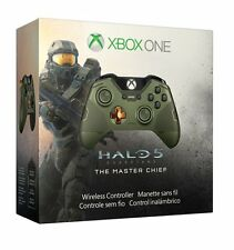 Xbox One Limited Edition Halo 5: Guardians Master Chief Wireless Controller NEW