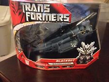 Transformers Movie Blackout 2007 Voyager Class MISB