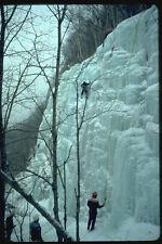 599013 Ice climbing A4 Photo Print