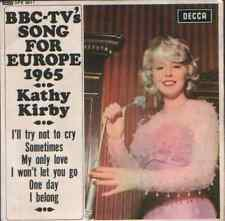 Kathy Kirby-bbc tv's song for europe ep 7""