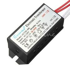 AC 12V 50W Power Supply Driver Electronic Transformer for Halogen Led Light Lamp
