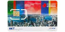Hong Kong Tourist Prepaid SIM Card 4G 5GB 8 Day Pass