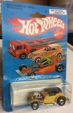 HOT WHEELS - MEXICAN  SIR RODNEY ROADSTER #8261 AURIMAT MEXICO MINT IN BP