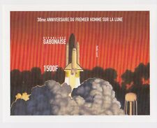 Gabon - Space, 1999 - Sc 940 S/S MNH - IMPERFORATE