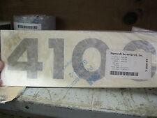 John Deere 410C Model Designation Label Decal Loader Backhoe #T100789