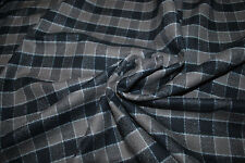 "Mammoth Flannel 100% Cotton Fabric 44""Wide 10 oz  From Robert Kaufman Plaids"
