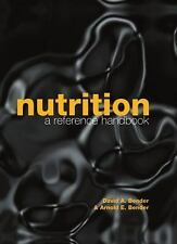 Nutrition: A Reference Handbook-ExLibrary