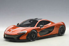 AUTOART 2013 MCLAREN P1 VOLCANO ORANGE COMPOSITE MODEL 1:18*In Stock Now!