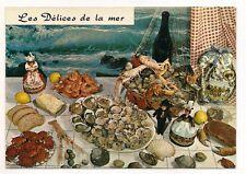 recette  les délices de la mer