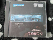 Charlatans, The ‎– Can't Get Out Of Bed  Beggars Banquet  BBQ 27CD UK CD Single