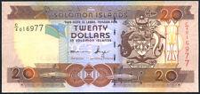 SOLOMON  ISLANDS 20 DOLLARS (2006) 2011 prefix C/4 - P 28 Uncirculated