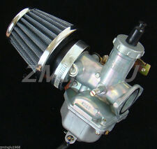 Carburetor & Air Filter For Honda Twinstar CM185T CM200T CARB