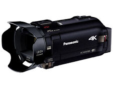 PANASONIC HC-WX970M 64GB 4K VIDEO CAMERA CAMCORDER NTSC BLACK