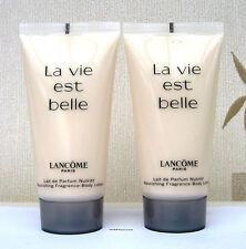 Lancome La Vie Est Belle Perfumed Body Lotion  x 2
