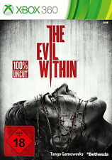 The Evil Within (Microsoft Xbox 360, 2014, DVD-Box)