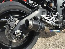 YAMAHA MT10 CARBON GPS SLIP ON CAN EXHAUST POWERTECH 150mm