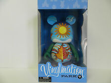 "DISNEY VINYLMATION 9"" PARK #9 SERIES EPCOT THE LAND BALLOONS LIMITED EDITION"