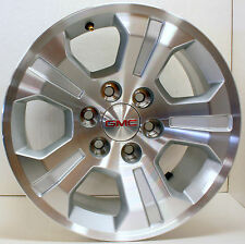 "2017 GMC Yukon Sierra 18"" OEM Factory GM Wheels Rims Set of 4. FREE SHIPPING"