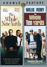 Whole Nine Yards/The Whole Ten Yards (2007, DVD NIEUW)2 DISC SET